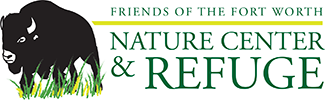 Logo for the Friends of the Fort Worth Nature Center & Refuge